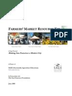 Farmers Market Resource Kit Web Version