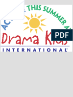Drama Kids Special Events & Camps