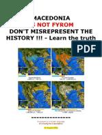 Macedonia Seeking the Truth