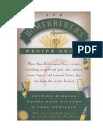 Higgins - Kilgore - Hertlein - Guía de Recetas del Cervecero Casero