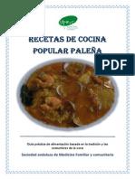 Recetas Cocina Paleña