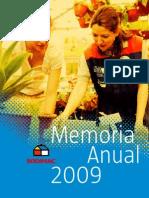 Memoria Anual 100408
