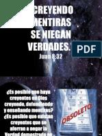 CREYENDO MENTIRAS