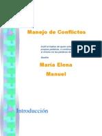 Manejo de Conflictos23