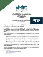 MMTC 2013 BBSJ Sponsorship Package