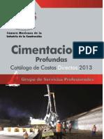 CMIC Cimentaciones-2013