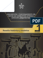 UNIDAD 1, MOTORES DE COMBUSTIÓN INTERNA