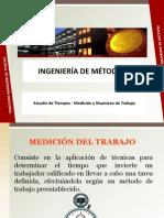 Sesion 9. Estudios de Tiempos - Medicion y Muestreo de W i