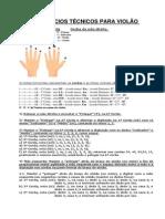 Exercicios Tecnicos para Violao.pdf