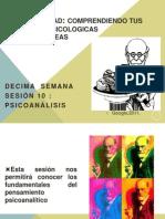 10semana10pptdeclasesspsicoanalisis-111114233305-phpapp02