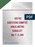2009 Substations Committee Meeting Kansas-rsn