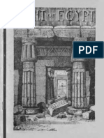 AMORC - The Light of Egypt, April 1929 (6th edition)