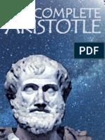 The Complete Aristotle - Aristotle