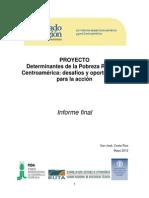 POBREZA RURAL Informe Final Consolidado - Mayo 2012