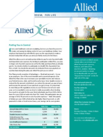 intro to allied flex brochure