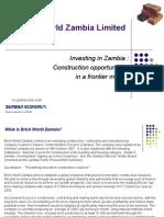 Brick World Zambia Limited