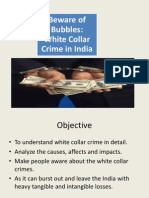 White Collar Crimes Final