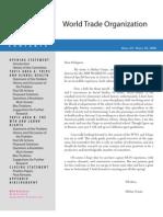 WorldMUN2008, WTO, Study GuideA
