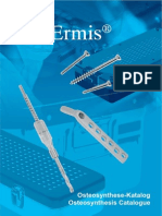 ERMIS Osteosynthesis Implants and Instruments