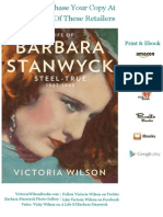 A Life of Barbara Stanwyck by Victoria Wilson Excerpt