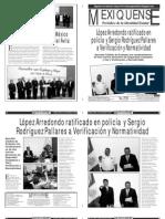 Versión impresa del periódico El mexiquense 17 diciembre 2013