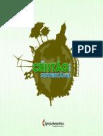 Cartilha_Ser Cristão é Ser Sustentável
