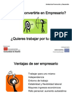 Diapositivas de Motivacion Emprendedores