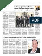 Hollande y ZP
