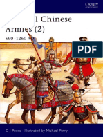(Osprey) (MAAS 295) Imperial Chinese Armies (Part 2) 590-1260ad
