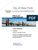 John Liu Annual Report 2013