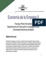 Fuentes de Financiamiento Externo a Corto Plazo