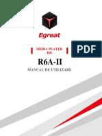 Manual Utilizare Media Player Eg r6a II