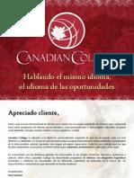 Servicios Canadian College Master