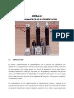 CAP. 03 Transformadores de instrumentación