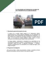 Proyecto de aula TIC (Diplomado Computadores para Educar) - Docente Sorany Serna y Nancy Marín