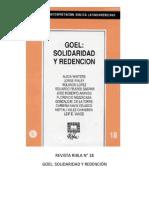 Goel Solidaridad y Redencion - Ribla 18