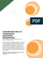 Principii etice în psihiatrie