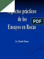 15 Ensayo Rocas Maruca