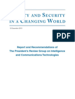 NSA review board's report