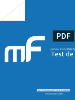 Test de Usabilidad - UX - Masfusion.com