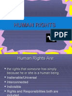 Concepts of Human Rights in the 21st Century New
