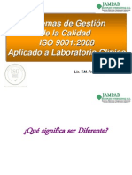 Sgc en Laboratorio Clinico