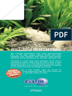 Glo Brochure