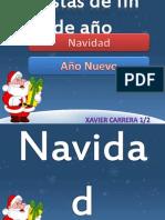 Fiestas de fin de año - Xavier Carrera 1-2