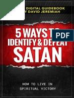 5 Ways to Defeat Satan