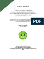 14557250 Gambaran Sikap Klien Hiprtensi Tentang Penatalaksanaan Terapi Diet Di Wilayah Kerja Puskesmas Dinoyo Malang
