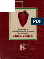 Guia Manejo Integrado Plagas Ajie Dulce