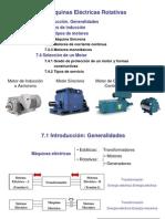 Maquinas rotatorias