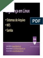 Seguranca Linux