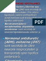 neurohormonii hipotalamici